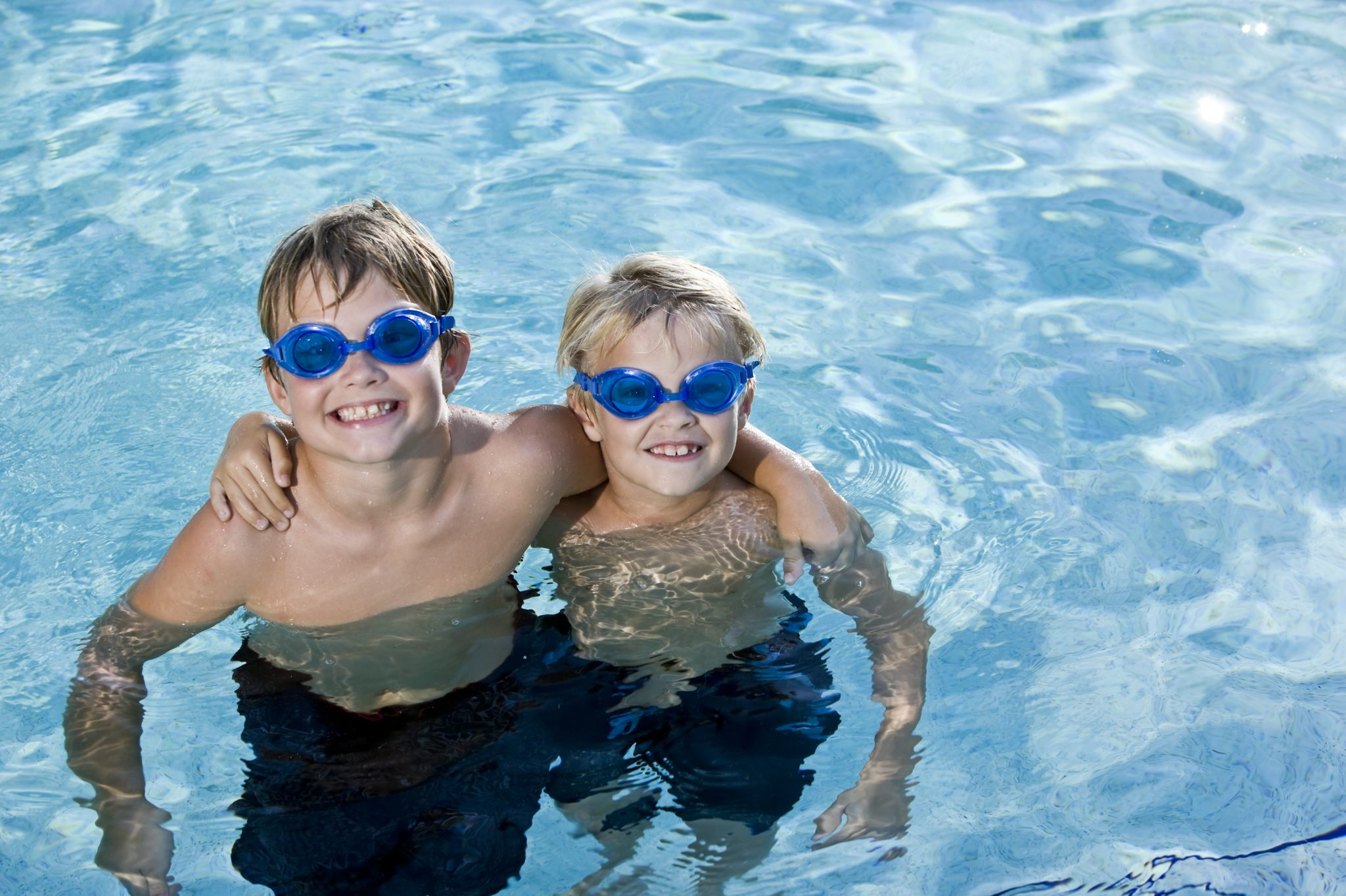 Social Benefits of Sea Otter Swim Lessons
