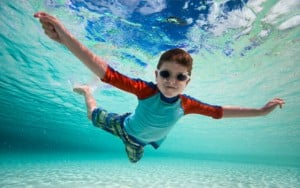 special needs swimming