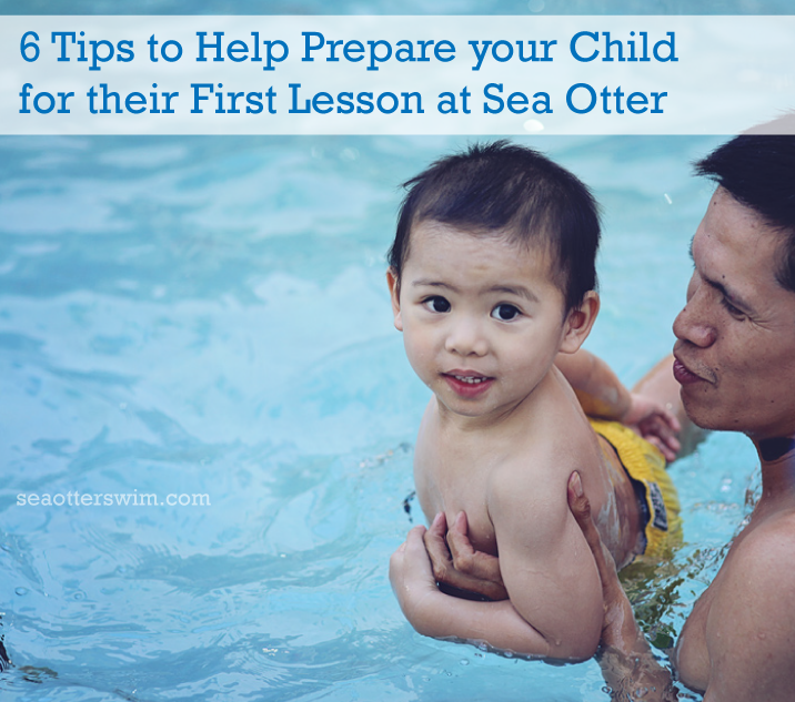 Six Tips to Prepare for Swim Lessons