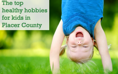 Top healthy hobbies for kids in Placer County