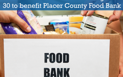 Donate to our annual food drive