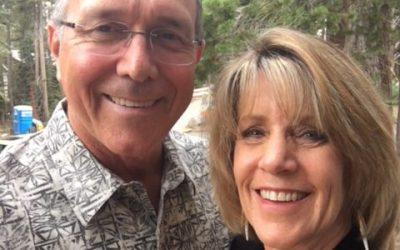 Paul and Rebecca Bid Sea Otter Fare-thee-well!