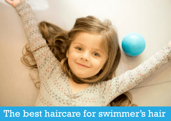 swimmer haircare
