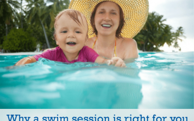 Why swim sessions are right for you