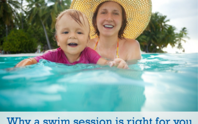 Why a swim session is right for you