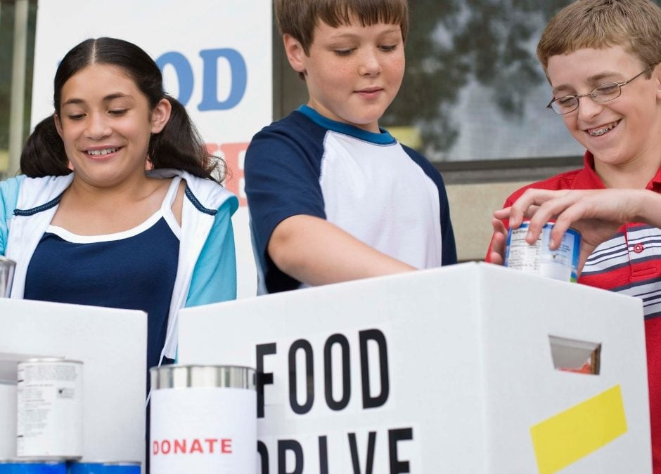Donate to our Fifth Annual Food Drive