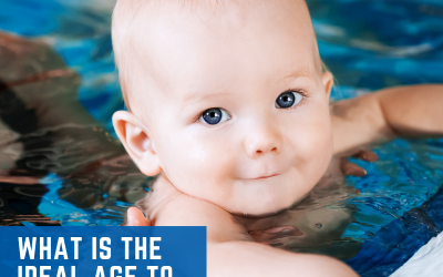 What is the ideal age to start swim lessons?