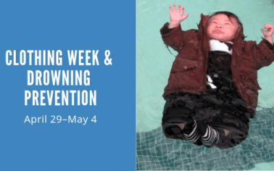 How clothing weeks helps prevent drownings