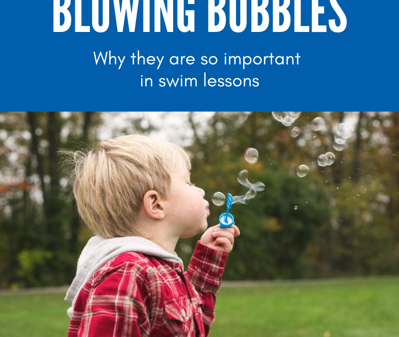 Blowing Bubbles – An Early Swim Skill
