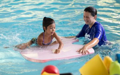 Five Ways to Help your Child Learn to Swim Faster